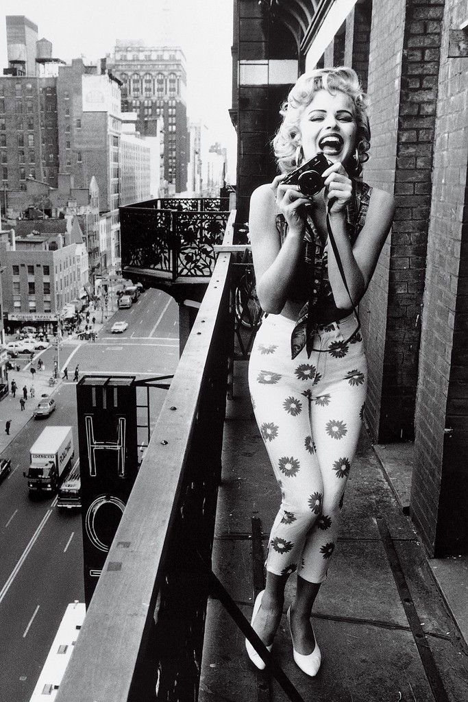 #vintage Love this style! :D (Marilyn Monroe)