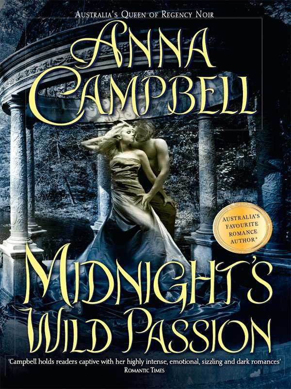 Amazon.com: Midnight's Wild Passion eBook: Anna Campbell: Books