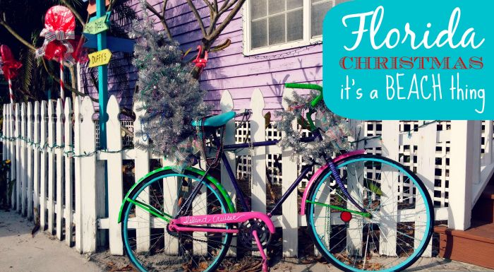 Christmas in Florida, the Best of the Sunshine State for the Holidays via @christatravels