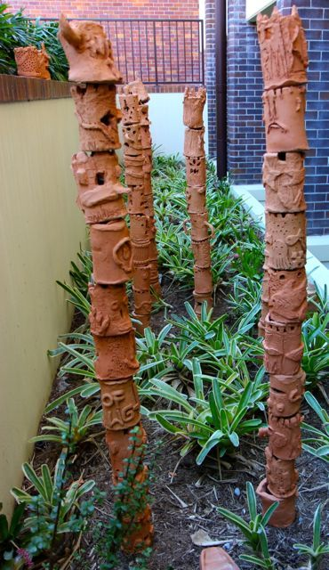 1000 Images About Garden Totems On Pinterest Gardens