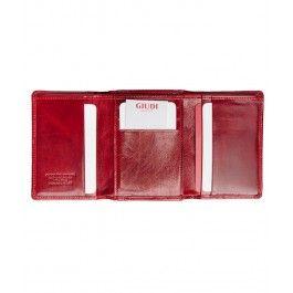 Asul tau din maneca, portofelul dama Rouge, din piele naturala