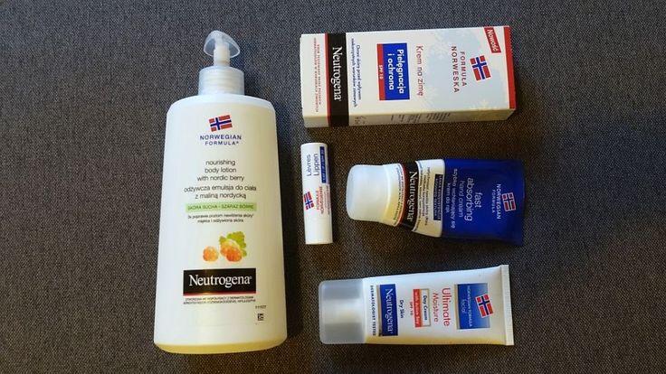 Winter with Neutrogena cosmetics