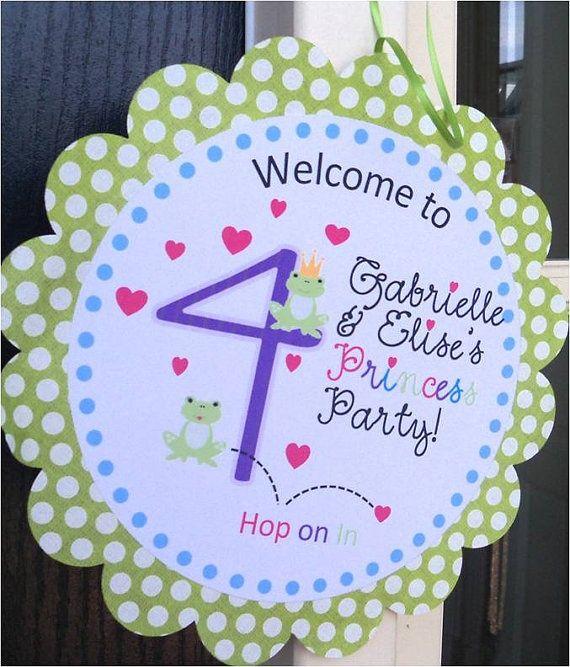 princess tiana party ideas | Princess and the Frog, Princess Tiana, Disney ... | Mina's party ideas