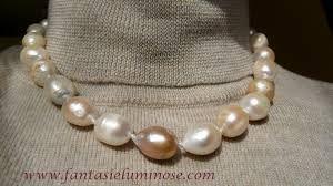 orecchini di perle barocche damiani - Cerca con Google
