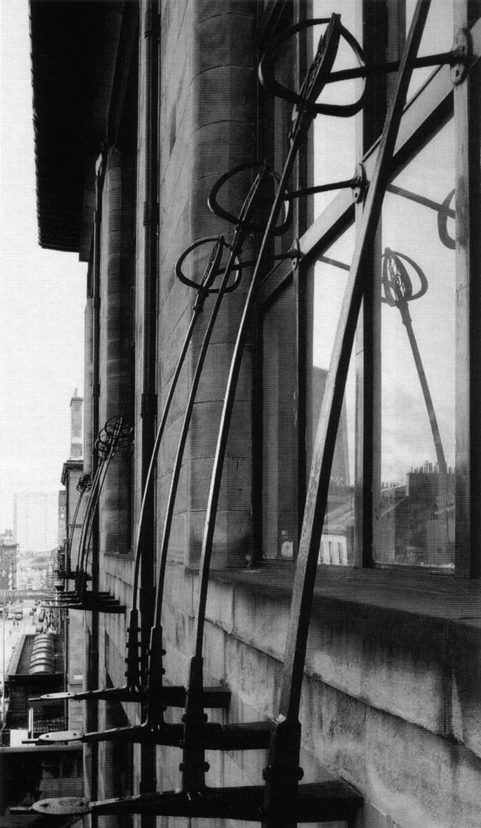 Glasgow School of Art, by Charles Rennie Mackintosh