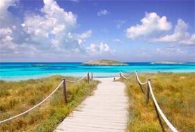 Formentera, Platja De Ses Illetes