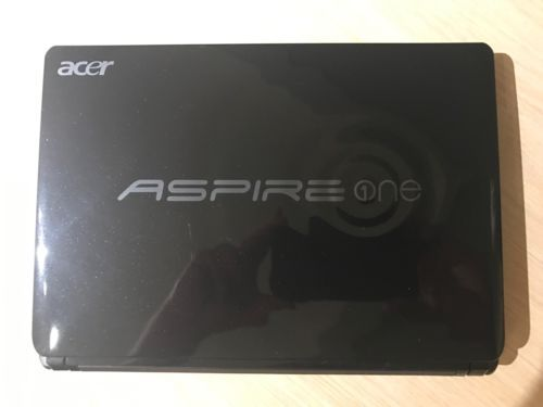 """Acer Aspire One D257 10.1"""" Notebook - Customized"""