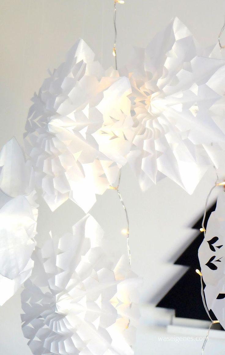 ber ideen zu sterne aus butterbrott ten auf pinterest papiersterne sterne basteln und. Black Bedroom Furniture Sets. Home Design Ideas