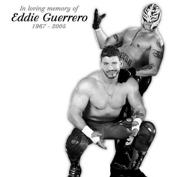 Eddie Guerrero | WWE Superstars ❤ liked on Polyvore featuring wwe