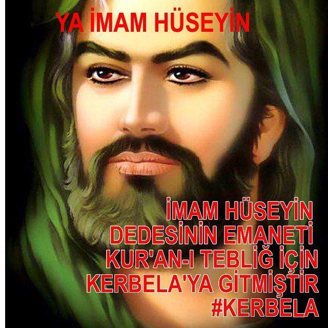 Ya İmam Hüseyin #imamali #imamhüseyin #imamhasan #hzfatıma #ehlibeyt  #cemevi #hacıbektaliveli #alevi #imamcafer #mehdi #kerbela #fatıma… | Iman,  Instagram, Yaya