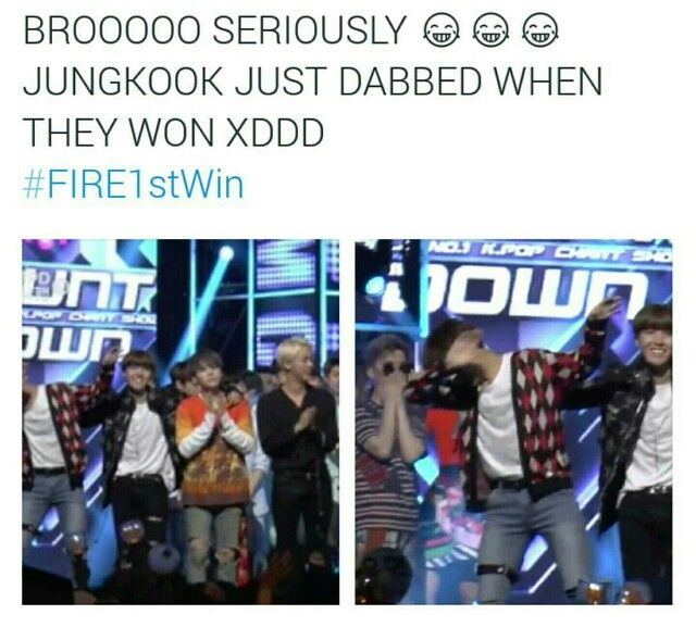 I hate them all XD ||<< same, the amount of times jungkoom has dabbed is getting out if hand xD