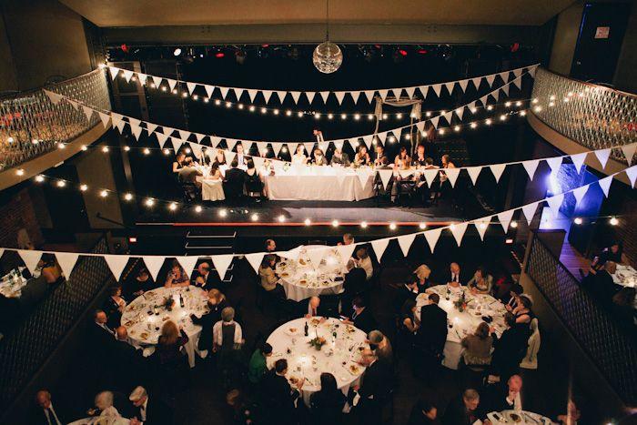 Music Hall of Williamsburg - 13 Amazing Alternative NYC Wedding Venues