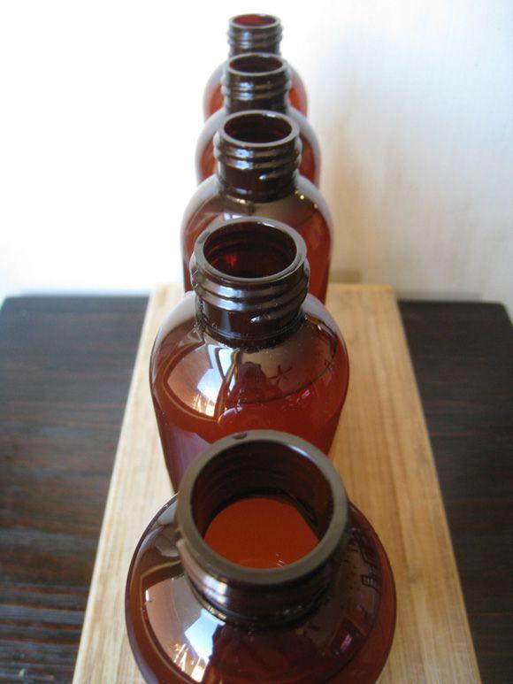 DIY Vinegar Rinse