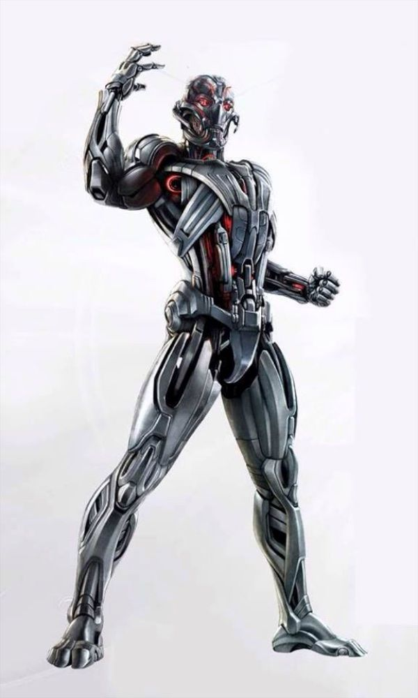 avengers age of ultron | AVENGERS: AGE OF ULTRON Concept Art Reveals James Spader's Ultimate ...