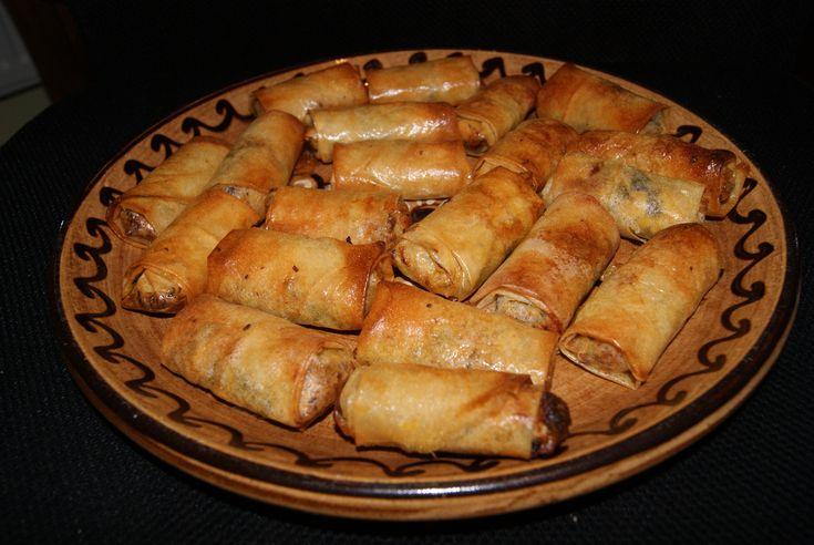 Recette Nems au poulet par Schotzilla - recette de la catégorie Entrées