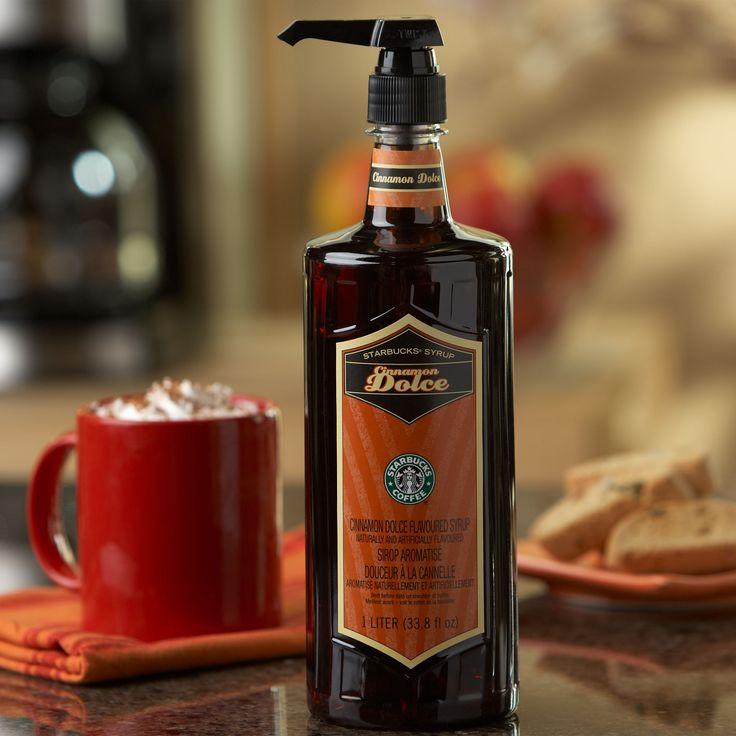 Starbucks® Cinnamon Dolce Syrup