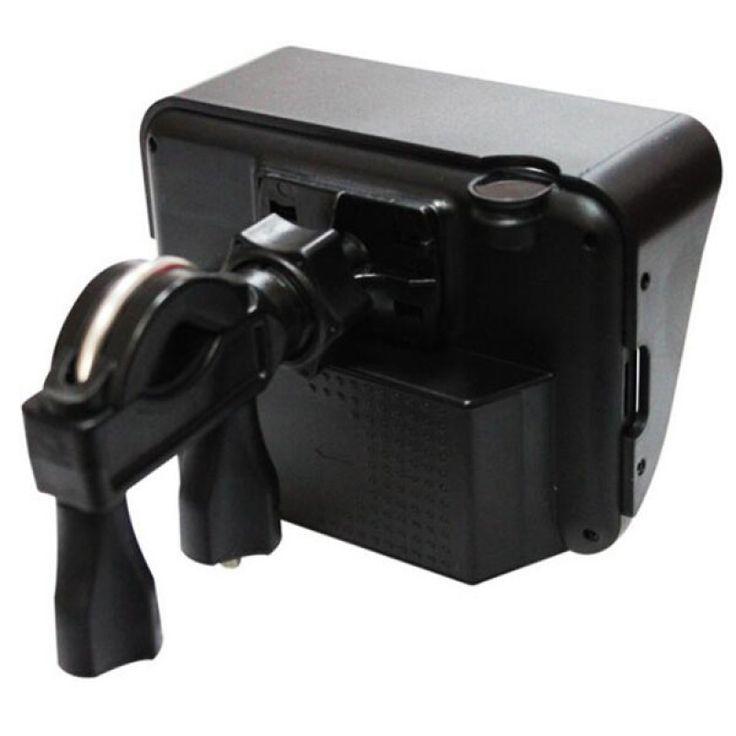 "4.3"" LCD Monitor Night Vision Fish Finder DVR Video Underwater Fishing Camera Black"