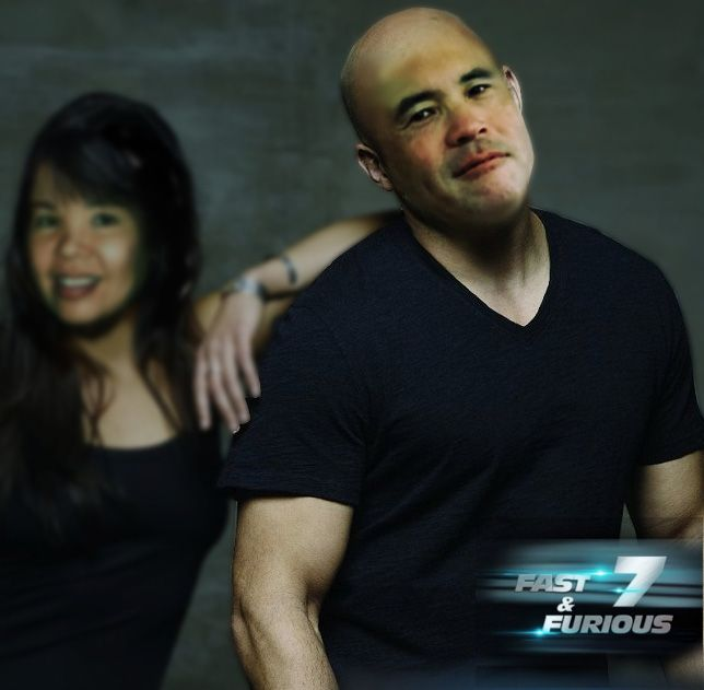 Vin diesel and michelle rodriguez farce satire parody for Farcical satire