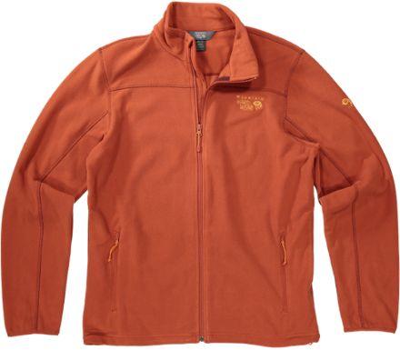 Mountain Hardwear Men's Microchill 2.0 Jacket Dark Copper XXL