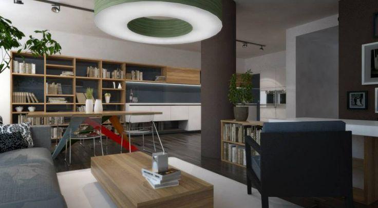 Architekti on:off ~ Interior design #kitchen #livingroom www.onoff.sk