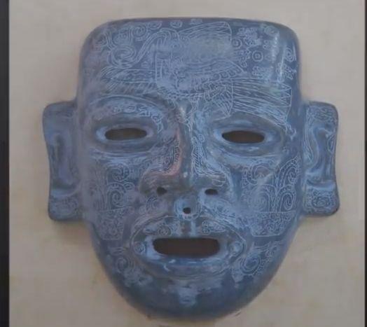 Las máscaras del México prehispánico: una revisión a las más asombrosas (FOTOS)