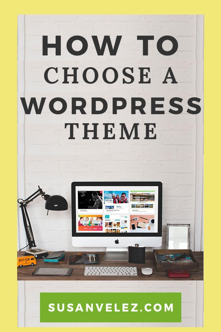 WordPress Tips: How to choose a WordPress theme. Take a look at why I chose the Genesis Framework and which child themes I recommend as well via @susanwptutorial