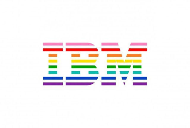 De la couleur pour IBM