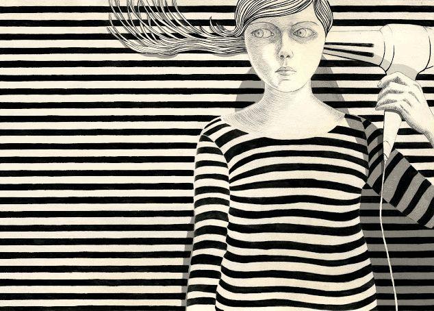 Se ti dico Dance Like Shaquille O'Neal, cosa mi disegni?  Amalia Mora: http://www.dlso.it/site/2013/03/06/passaporto-amalia-mora/