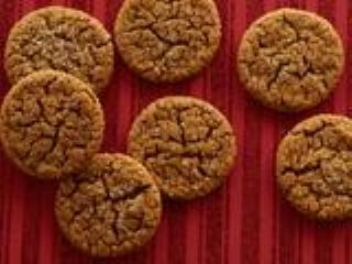 Old-Fashioned Ginger Crinkle Cookies, by Vickie Capitena from The Capitena Family Cookbook Project, is from Fabulous Family Cookie Recipes,one of the cookbooks created at FamilyCookbookProject.com.