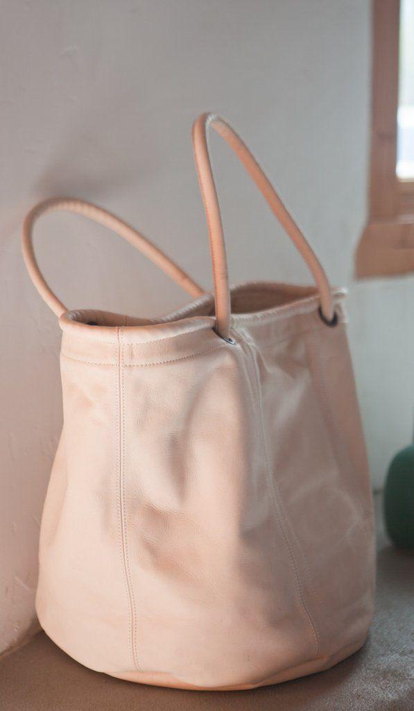 All Hands Leather Sailor Bag