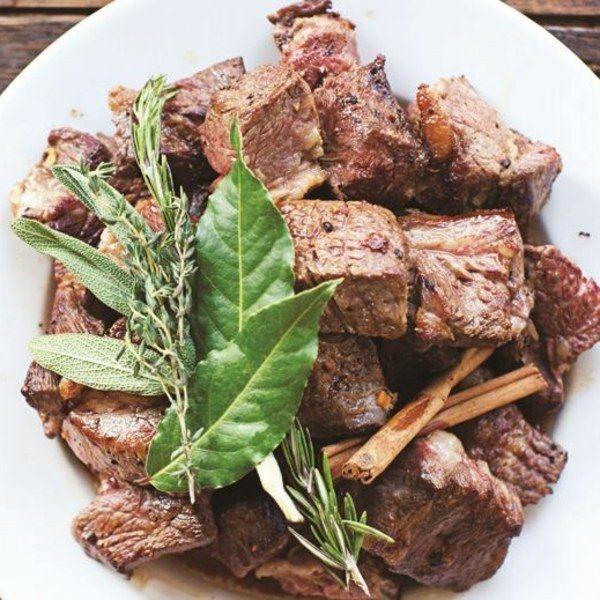 Beef Stew with Leeks