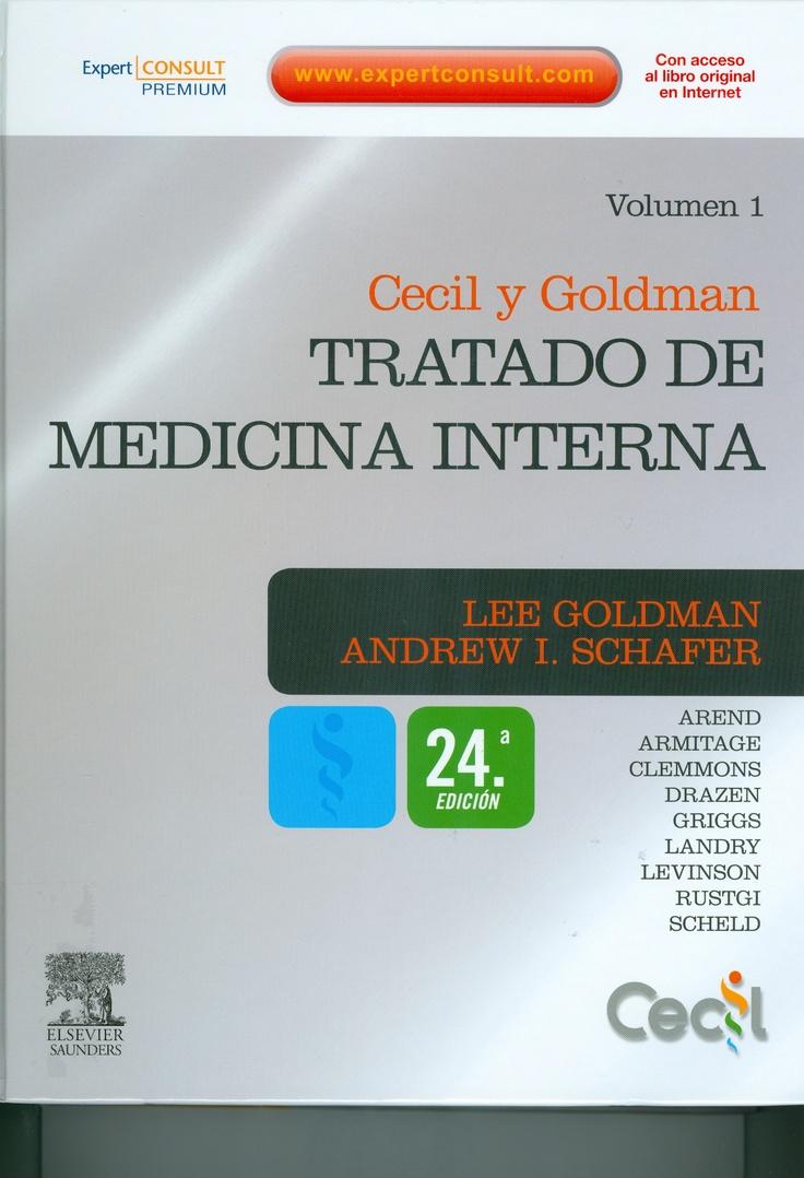 Cecil y Goldman : tratado de medicina interna http://kmelot.biblioteca.udc.es/record=b1501675~S1*gag
