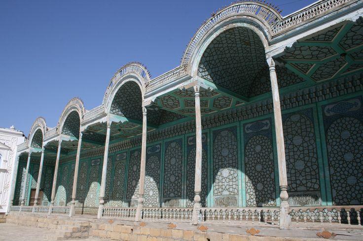 Divanbegi Khanagha, Bukhara