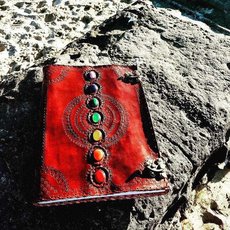 "51 Likes, 4 Comments - Eldaria Rose Leathercraft (@eldariaroseleather) on Instagram: ""Awesome leather journal ! #stones #stonejournal #seven stone #history #vintage #creative #leather…"""