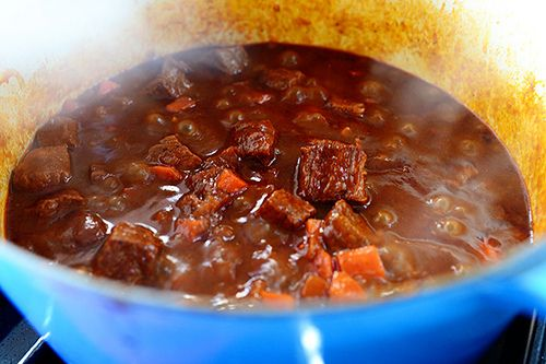 ** Stew and mashed potatoes.... by Ree Drummond / The Pioneer Woman, via Flickr