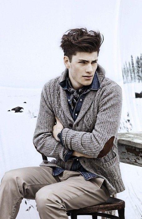 nice sweater :)