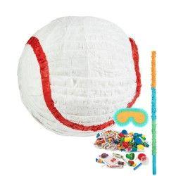Baseball Pinata Kit