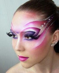 theater make up