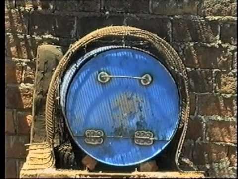 Cómo hacer un Horno de barro con Tambores metálicos - YouTube