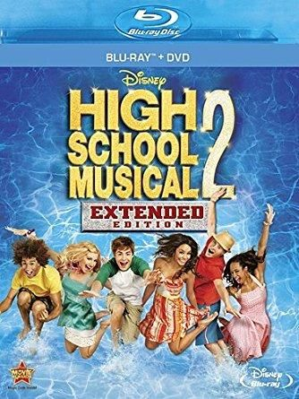 Zac Efron & Vanessa Hudgens & Kenny Ortega-High School Musical 2