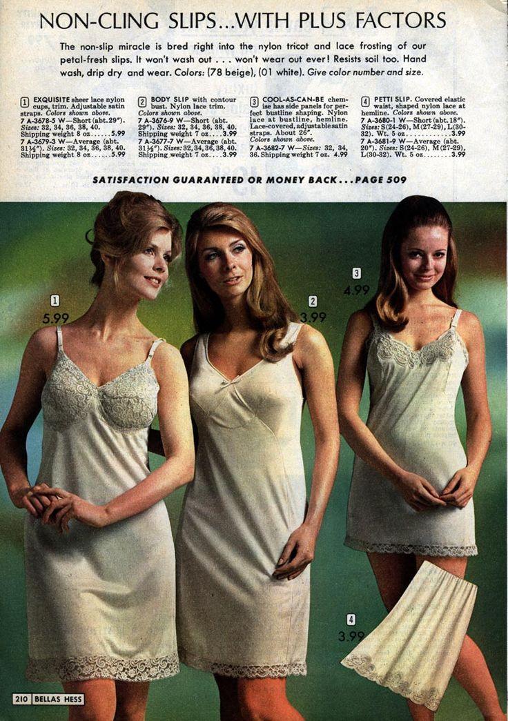 1115 Best Slip Ads Images On Pinterest Vintage Lingerie