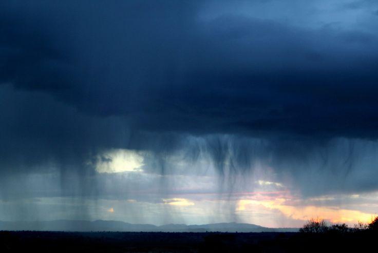 FALLING RAIN | Selinah Bull http://www.selinahbull.com