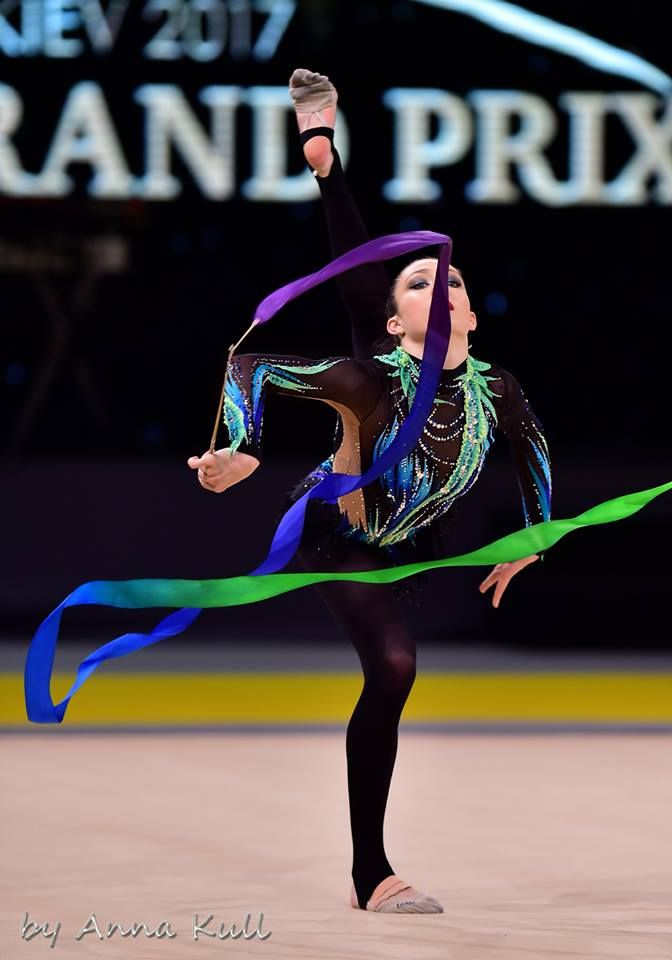 Isabelle Connor (USA), Grand Prix (Kiev) 2017
