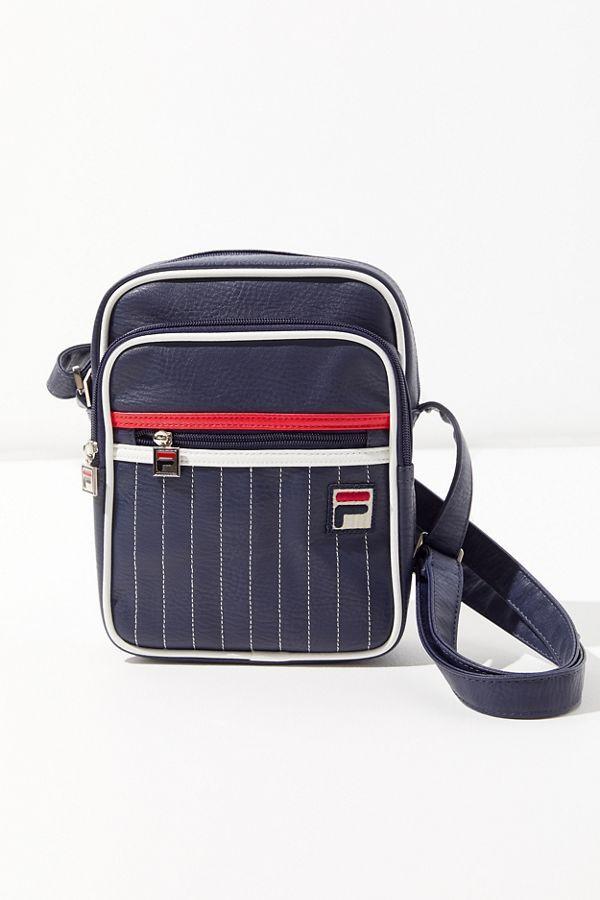 Slide View  2  FILA Vintage Shoulder Bag   Fila   Pinterest   Bags ... 368308b665