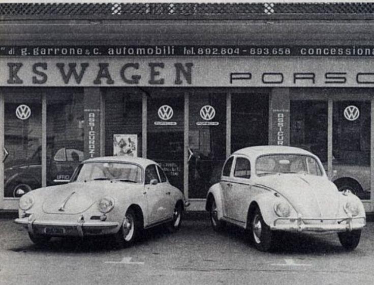 Torino Italy VW and Porsche dealer
