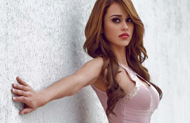 Yanet Garcia on the weather news
