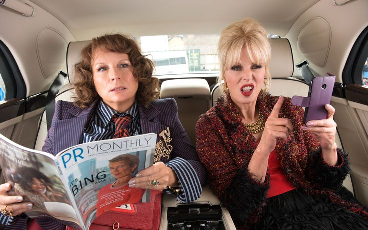 Absolutely Fabulous | The Movie