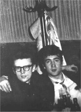 Stuart and John