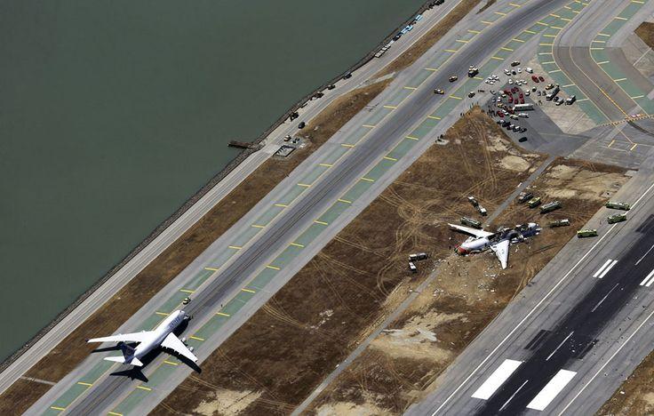 The Crash of Asiana Airlines Flight 214 - In Focus - The Atlantic