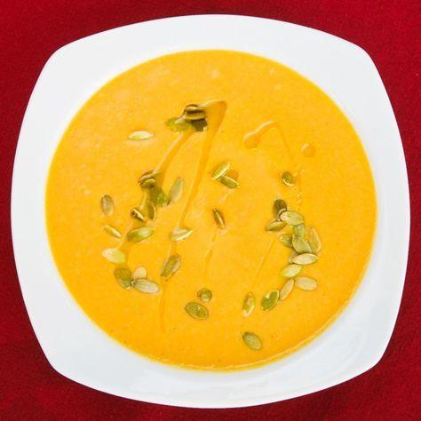 Mexická polievka so zázvorom